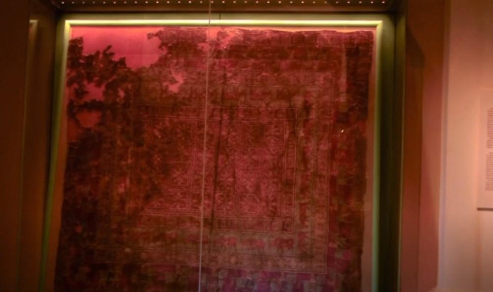 2500 yıllık Türk motifli halının sırrı çözüldü - 5