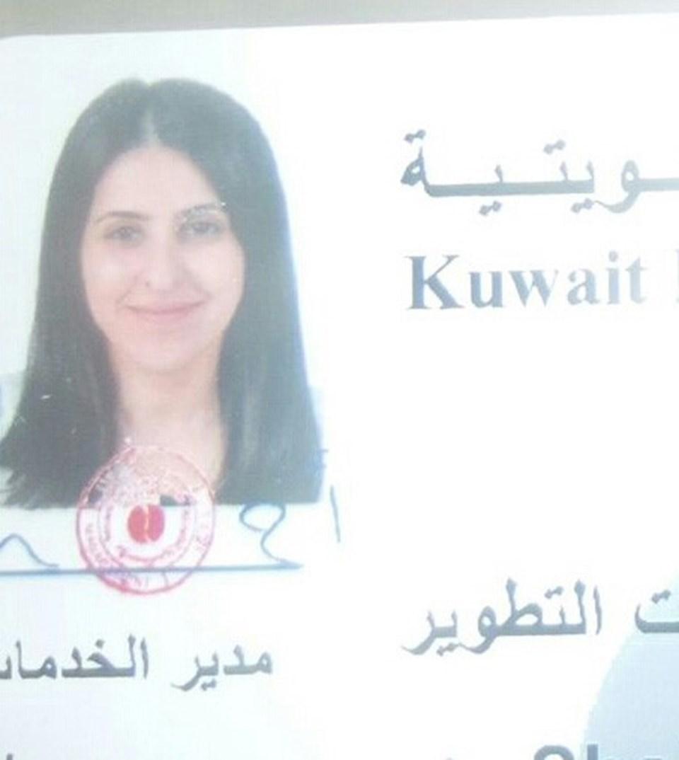 Kazada hayatını kaybeden Kuveytli turist Shahad Bin Salamah