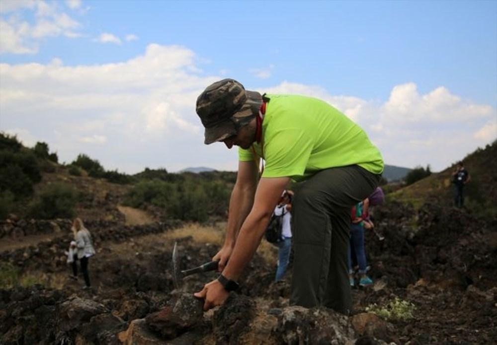 Türkiye'nin jeolojik yapısına ışık tutan Kula Jeoparkı (Manisa gezilecek yerler) - 3