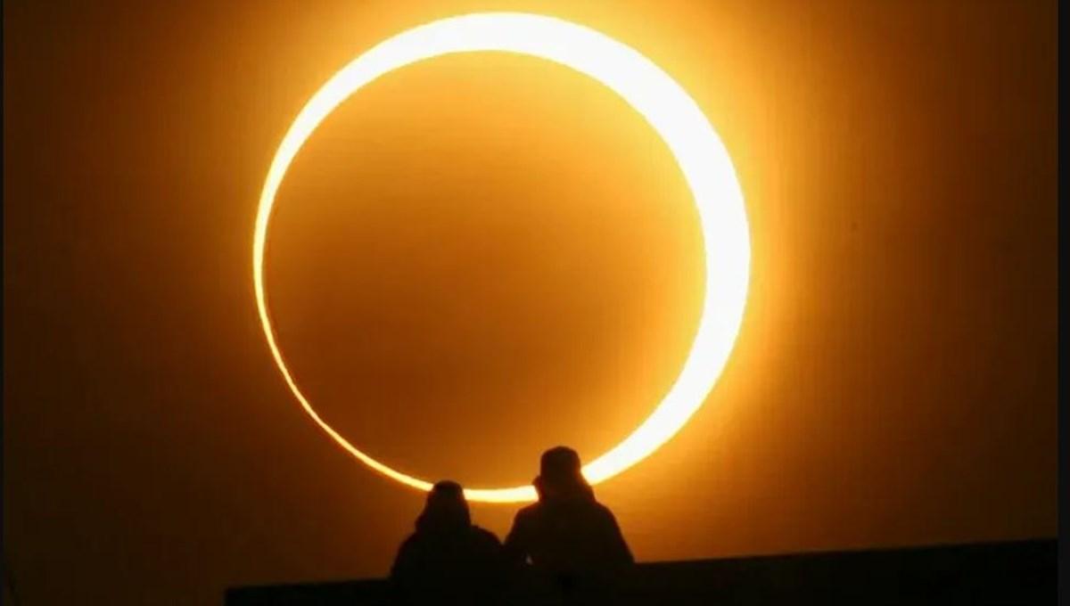 2021 'Ateş Çemberi' Güneş Tutulması yaklaşıyor: Nerelerden izlenebilecek?