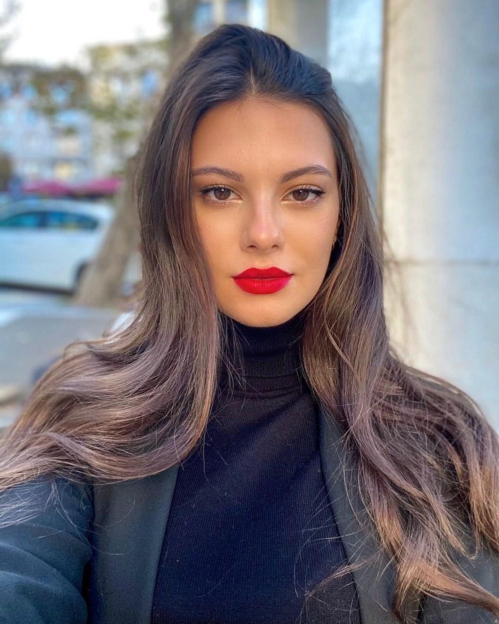 Miss Turkey 2021 birincisi Dilara Korkmaz hakkında merak edilenler - 17