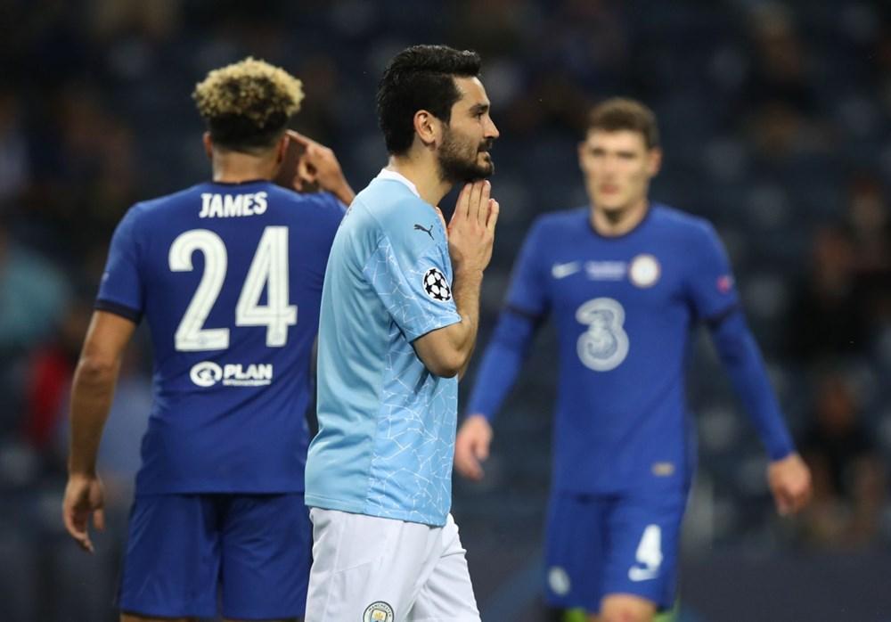 Şampiyonlar Ligi'nde şampiyon Chelsea - 10
