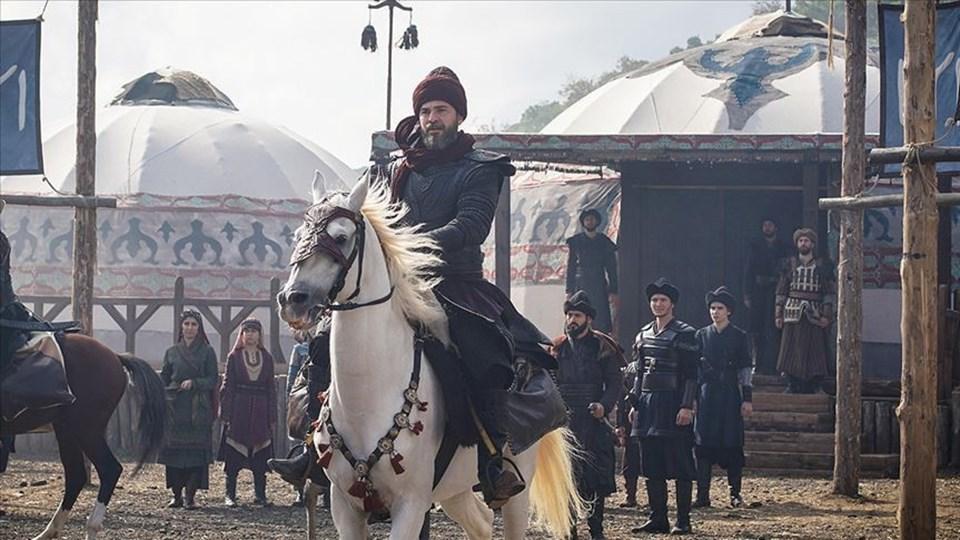 Engin Altan Düzyatan Diriliş Ertuğrul'da Entuğrul Bey karakterini canlandırdı