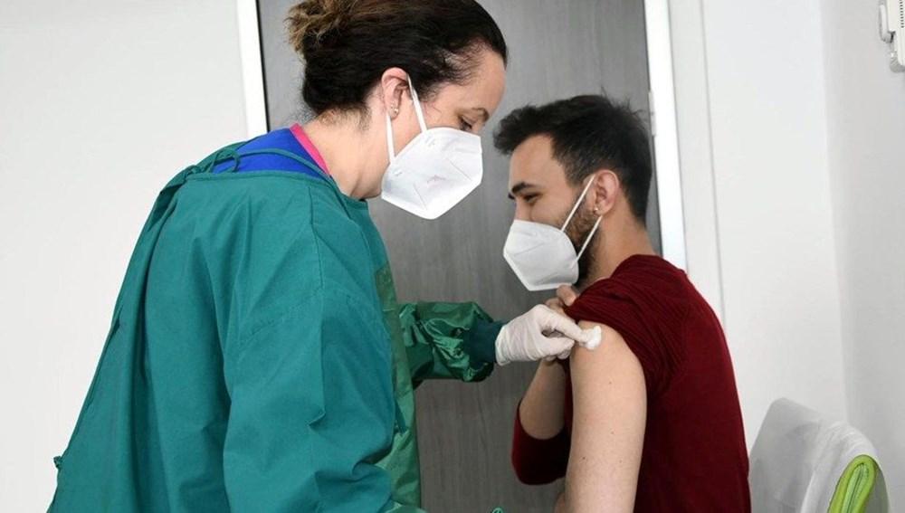 Hangi meslek grupları aşı oldu? Aşı sırası kimlerde? - 5
