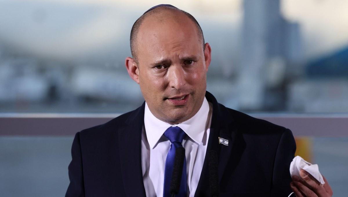 İsrail Başbakanı Bennett'tan vatandaşlarına