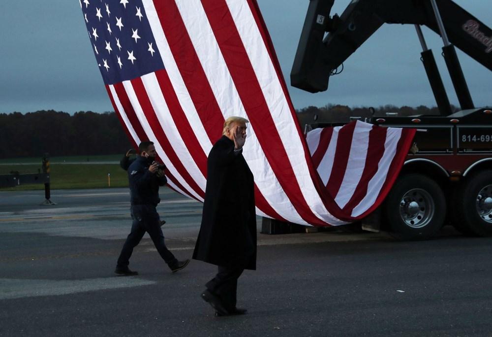 ABD'de seçime 7 gün kaldı: Anketlere göre Biden önde - 9