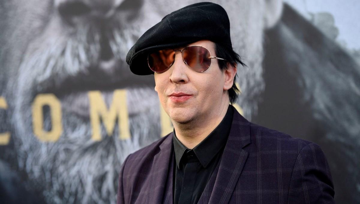 Marilyn Manson hakkında tutuklama kararı
