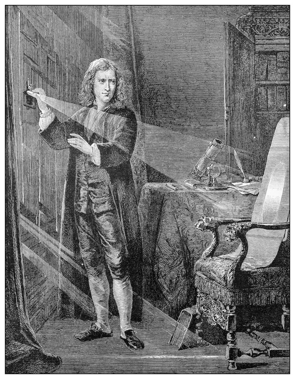 Newton'un Mısır piramitlerini inceleyerek kıyametin tarihini hesapladığı notlar ortaya çıktı - 1