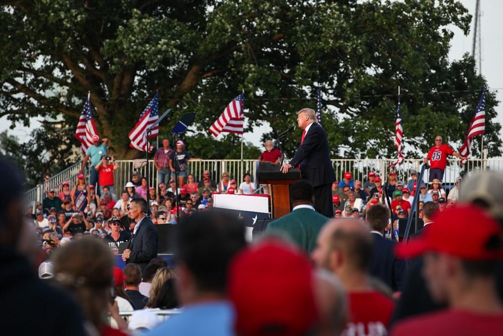 Donald Trump meydanlara döndü: Amerika'yı geri alacağız ve bunu yakında yapacağız - 9