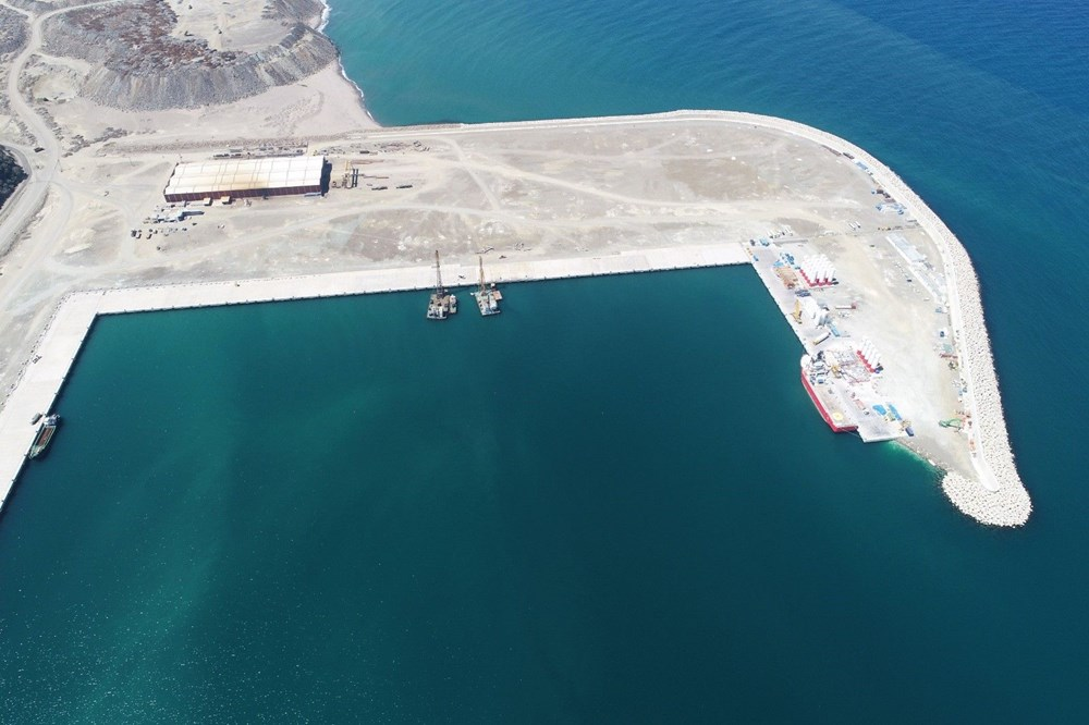 Filyos Limanı bugün açılıyor - 4