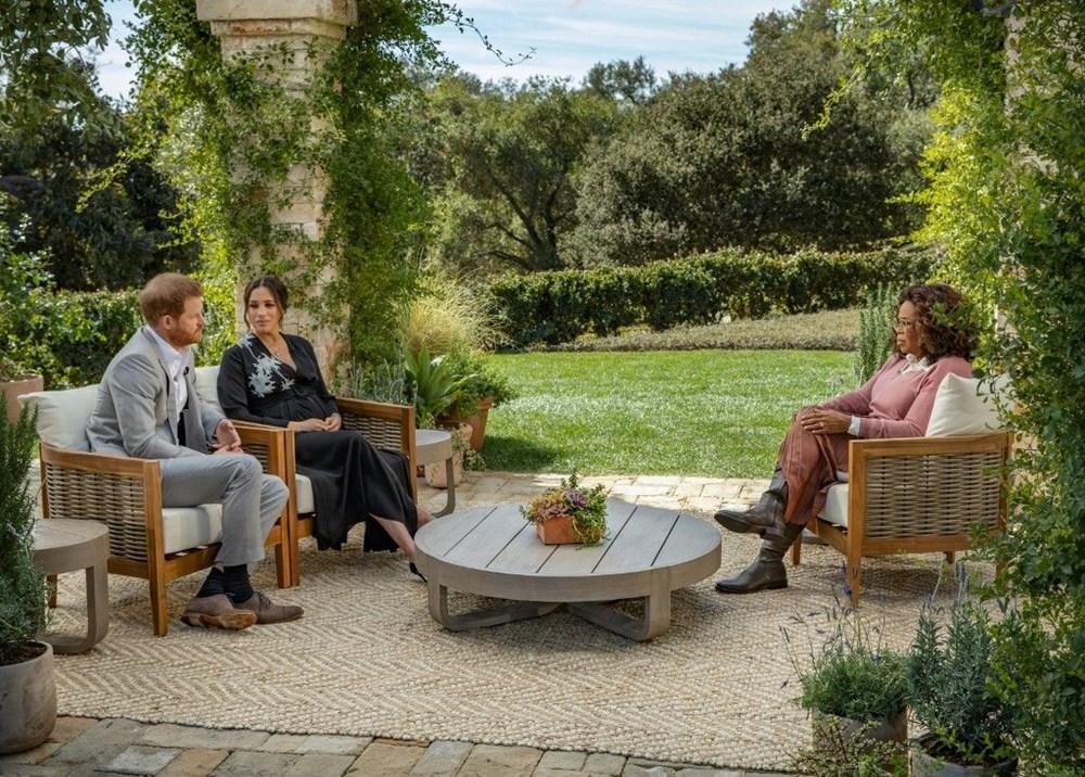 Prens Harry ve Meghan Markle'ın röportajının İngiliz basınına yansımaları - 5