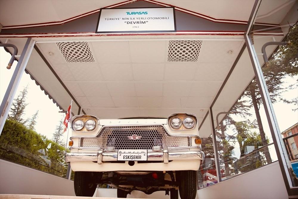 Devrim Otomobili Müzesi kapılarını yeniden açtı - 9