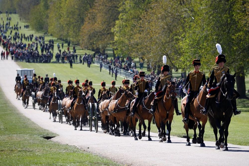 İngiltere, Prens Philip'e veda ediyor - 8