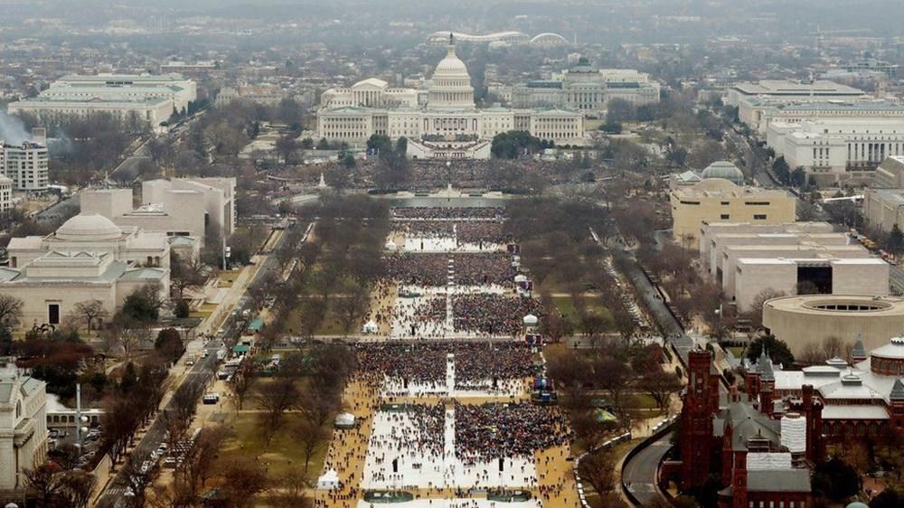 10 fotoğraf ile Trump'ın başkanlık döneminin özeti - 1