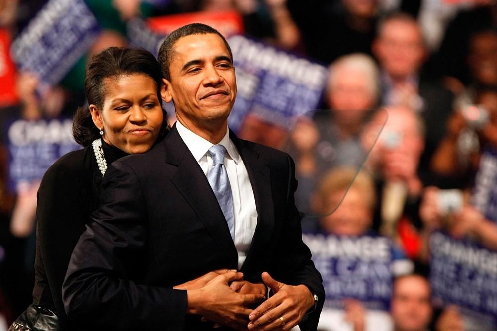 Obama çifti dizi yapımcılığına soyundu - 3