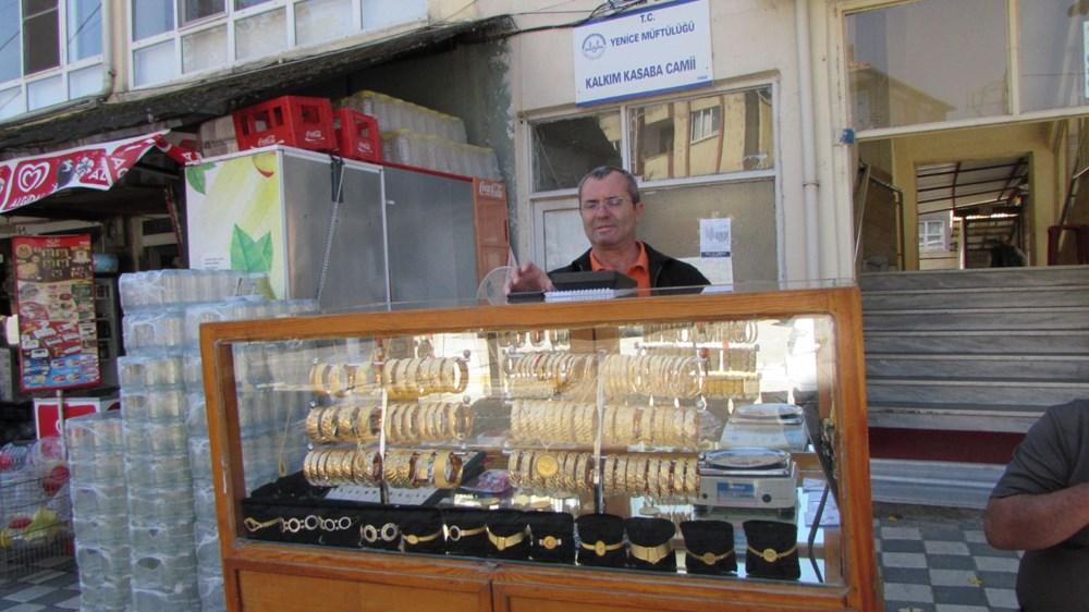 40 yıldır simit satar gibi altın satıyor - 6