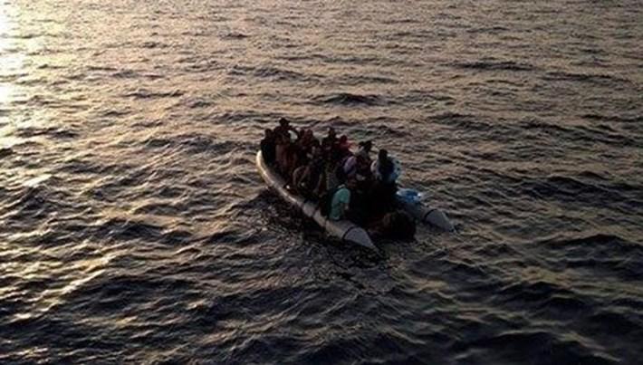 Muğla'da kaçak göçmen botu battı: 6 kişi kurtarıldı, 1 kişi kayıp
