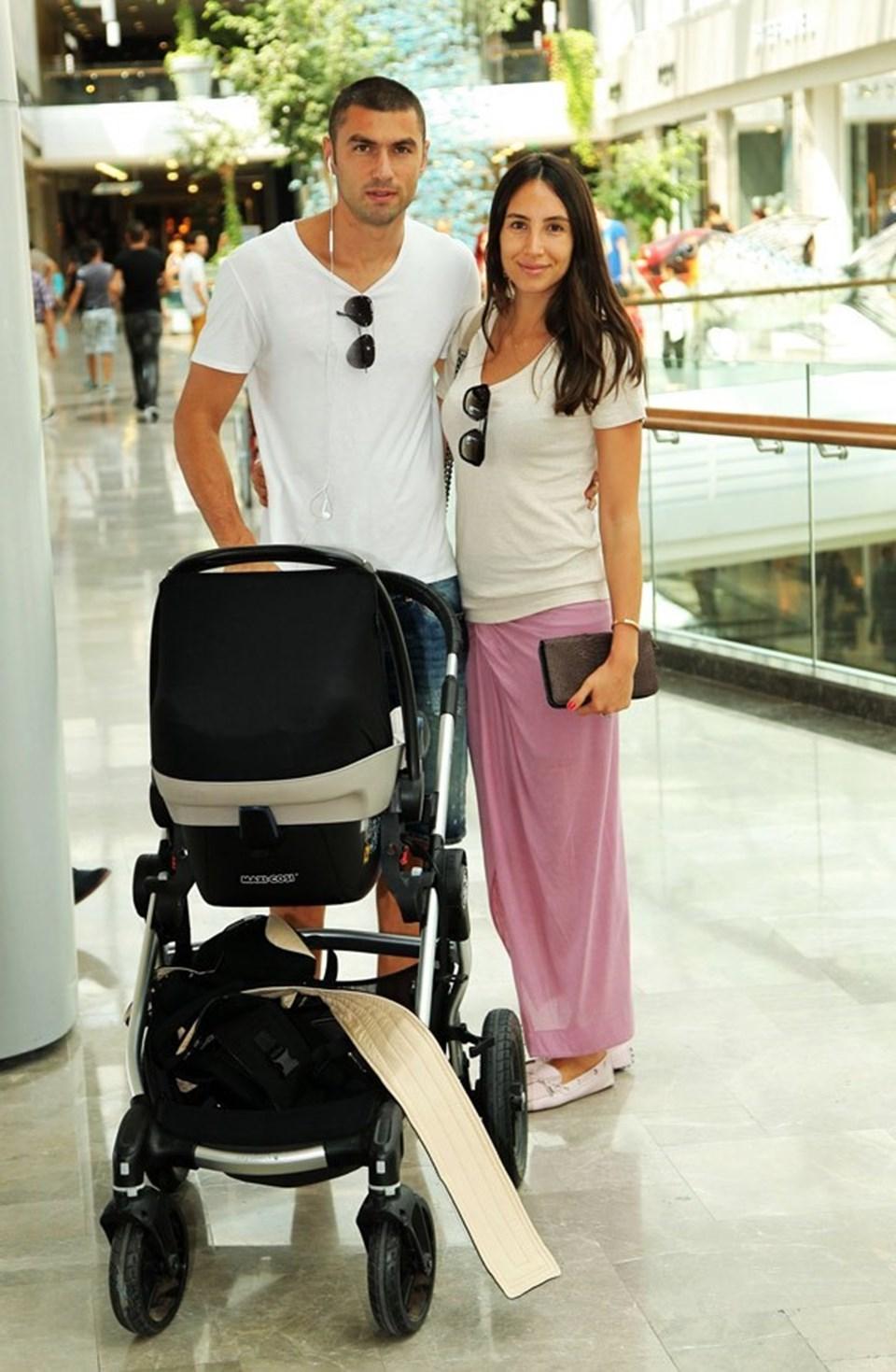 2014 yılında dünyaevine giren ikilinin bu evlilikten iki çocukları dünyaya geldi.