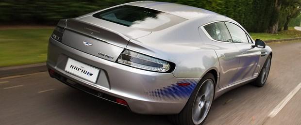 Aston Martin In Ilk Elektrikli Modeli Rapide E Ortaya Cikti Ntv