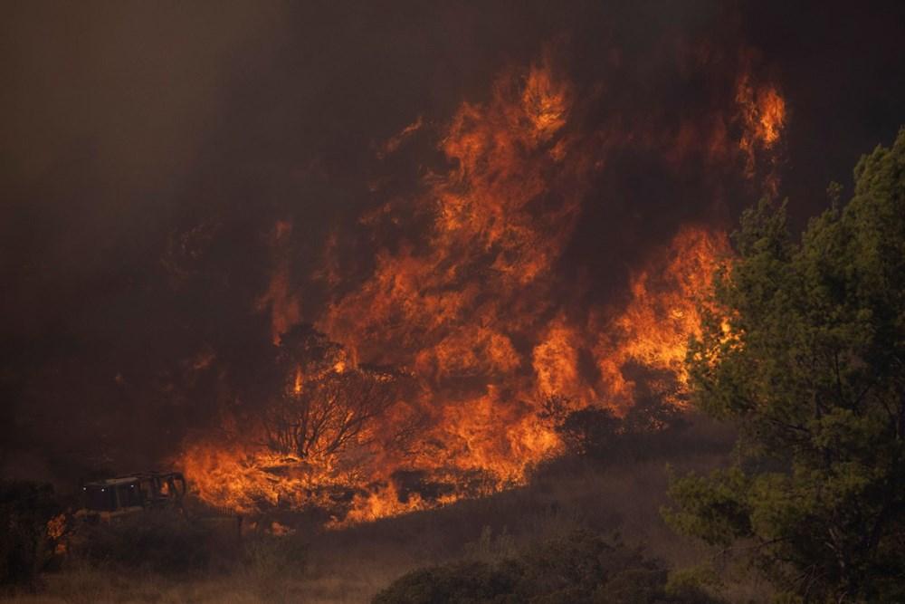 California yeniden yanıyor - 9