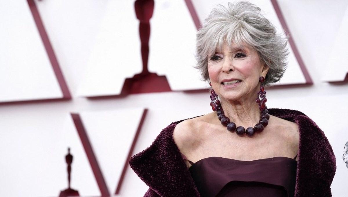 Rita Moreno, In The Heights filmi savunması nedeniyle özür diledi