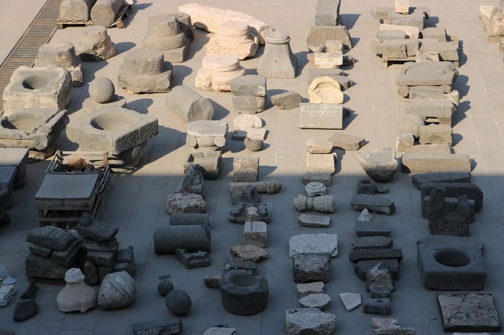 Türkiye'nin tarihi eserleri Diyarbakır'da restore ediliyor - 13