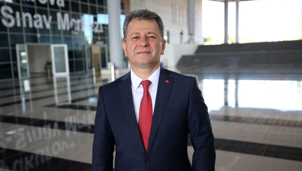 ÖSYM Başkanı Aygün'den YÖKDİL açıklaması