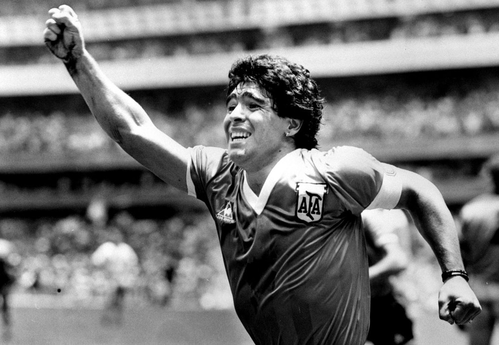 Futbol dünyasından Armando Maradona geçti - 7