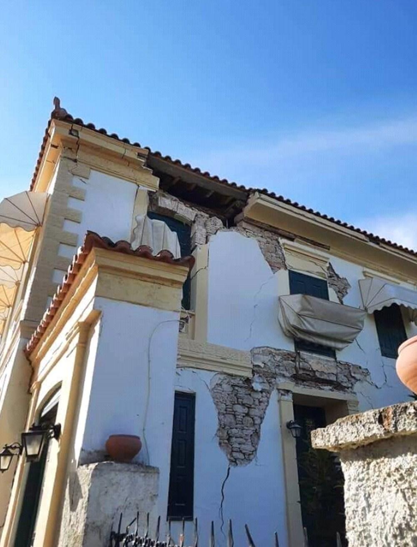 Depremin vurduğu Yunan adası Sisam'da son durum - 22