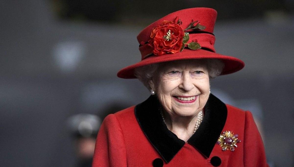 Kraliçe Elizabeth eşi Prens Philip'i onun hediyesiyle andı