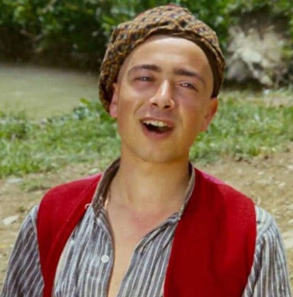 1971 ve 1975 yapımı Keloğlan serilerinde Keloğlan karakterini Rüştü Asyalı canlandırmıştı.