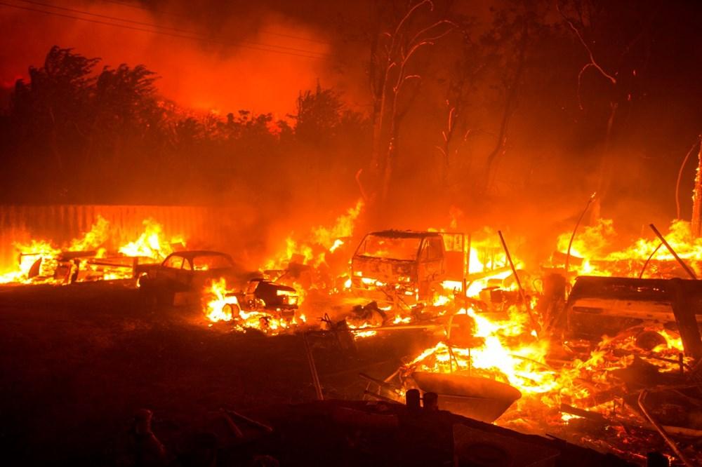 ABD'de 40 bin dönümlük yangın - 3