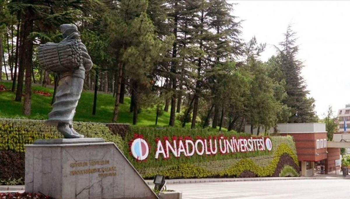 Anadolu Üniversitesi'nden 'hibrit eğitim' açıklaması