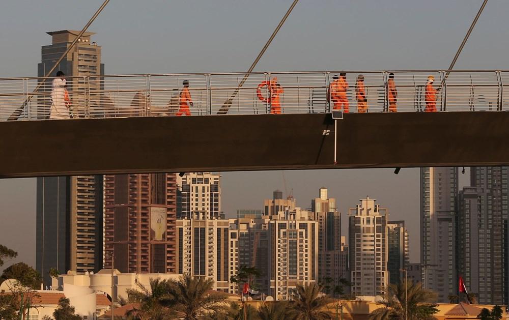 Dubai'de binlerce  işçi kaderine terk edildi: Açlıktan ölüyorum - 8