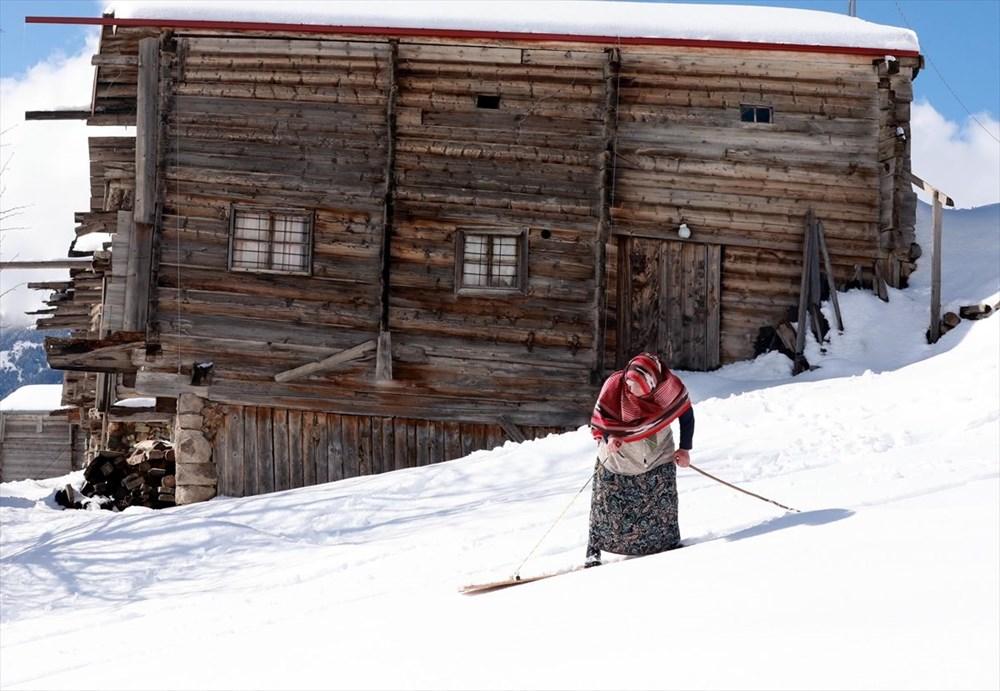 200 yıllık gelenek! Snowboard'un Karadenizli atası: Petranboard - 3