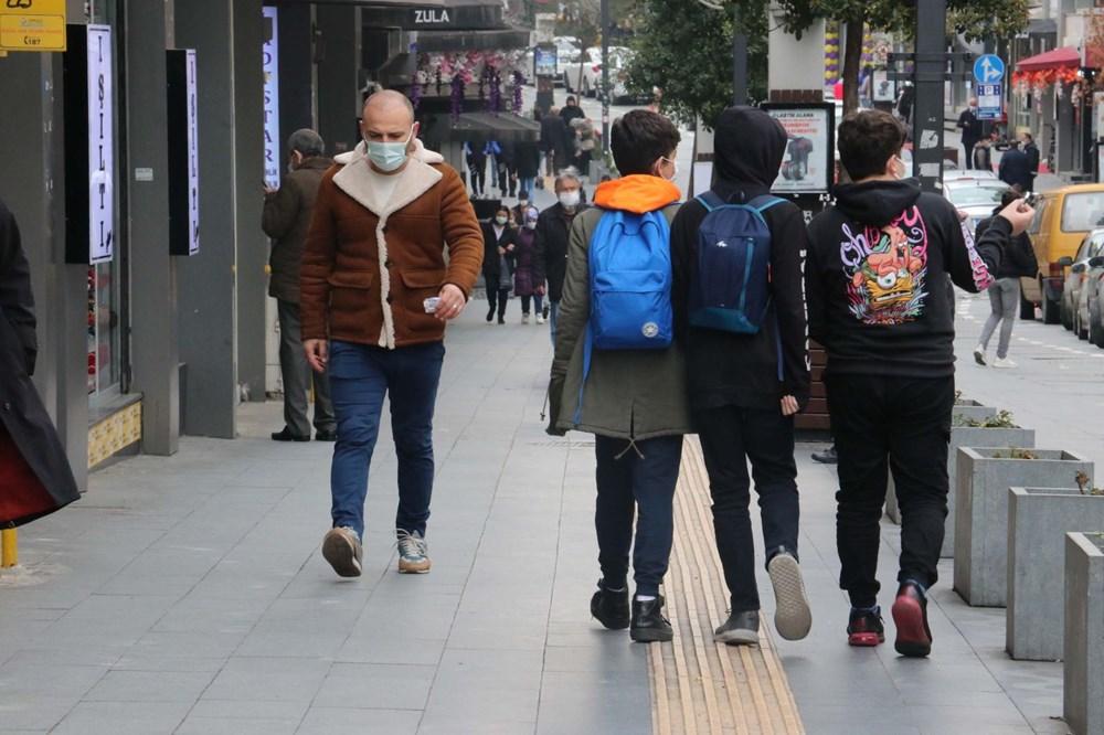Samsun'da mutant virüsle bulaş oranı ikiye katlandı - 9