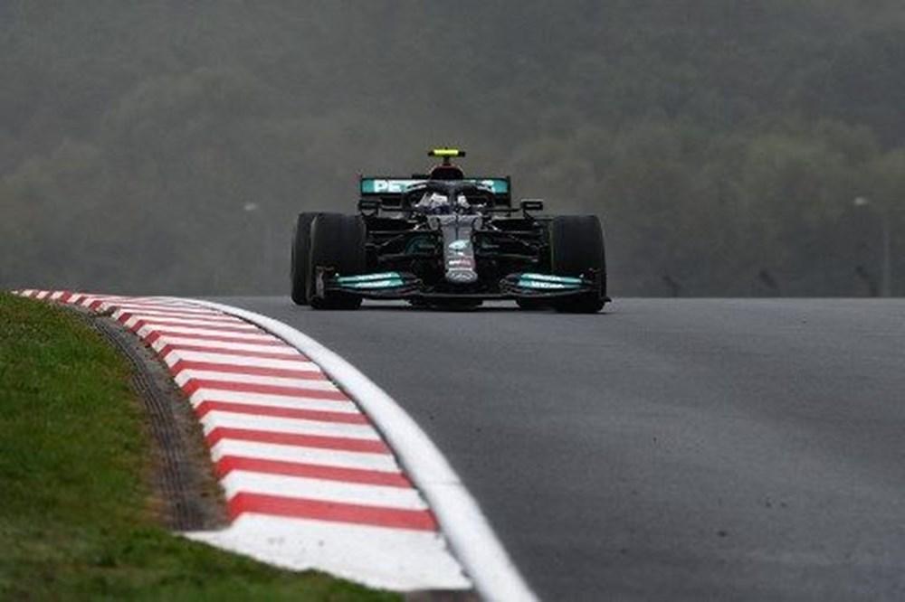 Formula 1 Türkiye Grand Prix'sinde kazanan Valtteri Bottas - 24