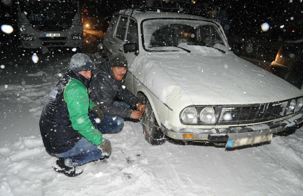 Karda nasıl araç kullanılır? - 14
