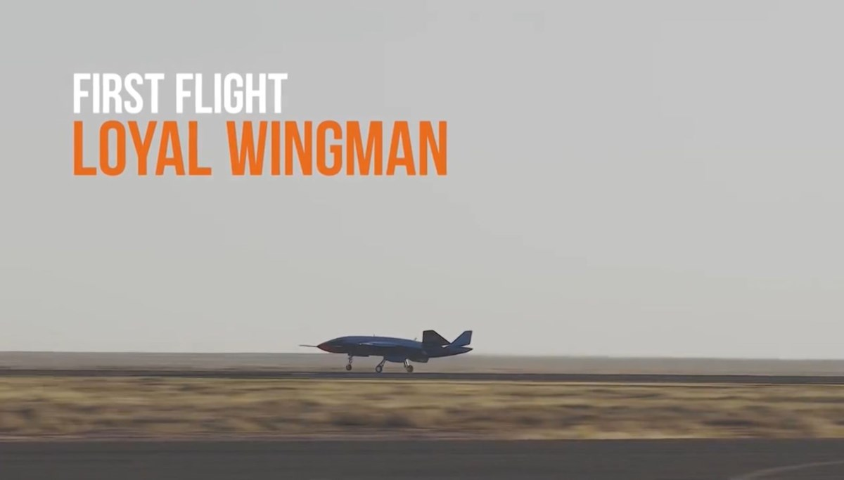 'Loyal stag' successfully completed its first flight