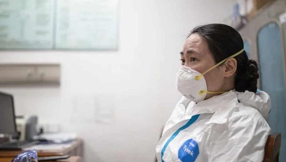 """Doktor Ai Fen """"Yaşanacakları öngörseydim çıkıp her yerde konuşmaya çalışırdım"""" dedi."""