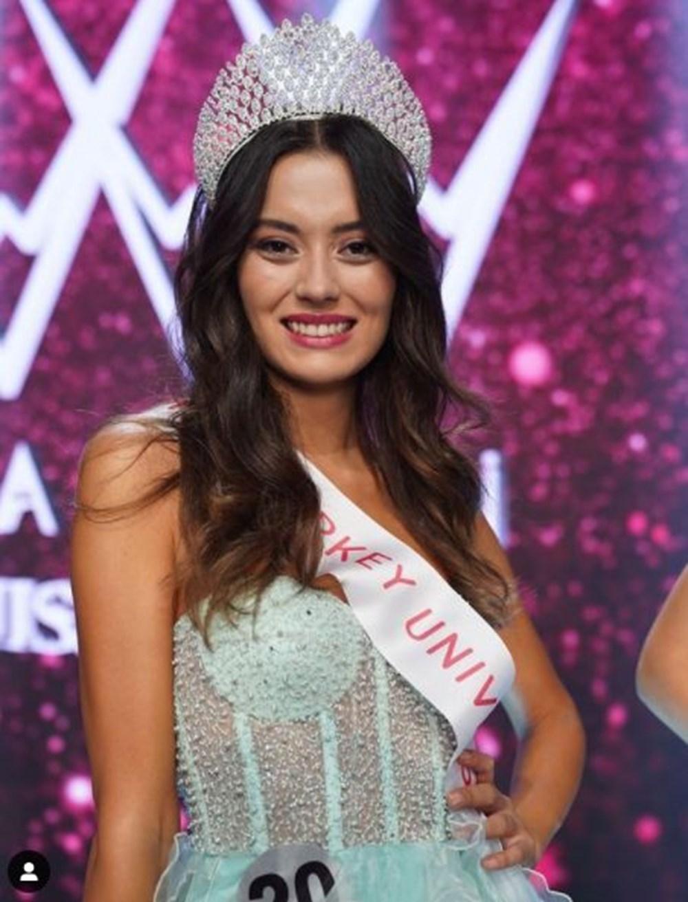 Miss Turkey 2021 birincisi belli oldu (Dilara Korkmaz, Cemrenaz Turhan, Şira Sahilli ilk üçte) - 3