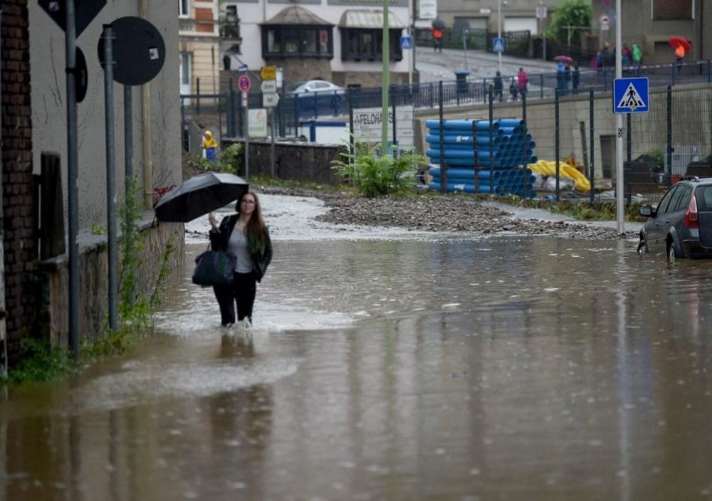 Almanya'da sel: 33 kişi hayatını kaybetti - 17