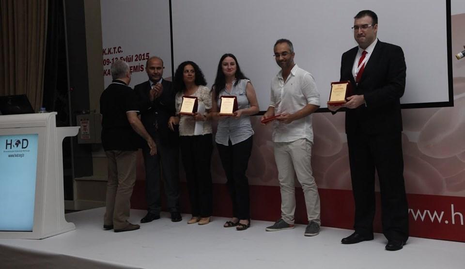 'Hayata Tutunma Öyküleri' yarışmasında dereceye girenler ödül aldı