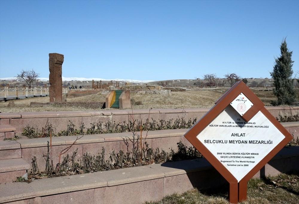 Anadolu'nun Orhun Abideleri: Ahlat Selçuklu Meydan Mezarlığı - 8