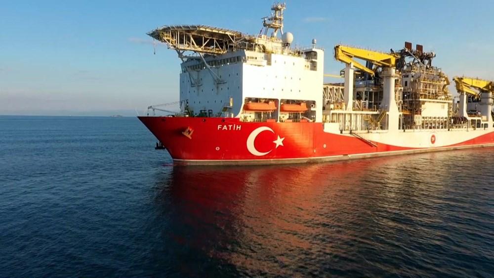 Karadeniz'de yeni rezerv: 135 milyar metreküp - 5
