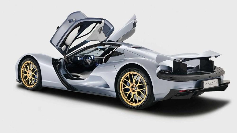 Dünyanın en pahalı elektrikli otomobili ilk teslimata hazır - 7