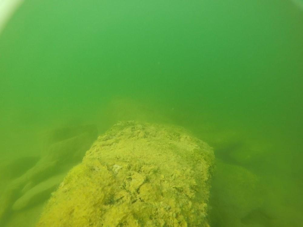 Gaga Gölü'nde kilise kalıntılarına rastlandı - 3