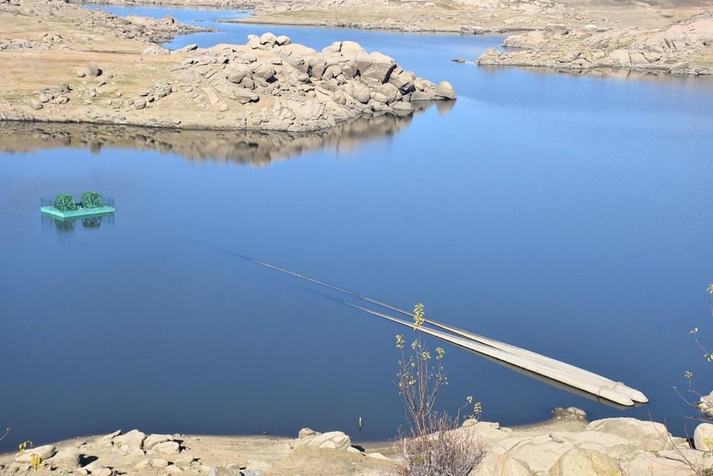 Edirne'nin içme suyunu sağlayan baraj kurudu: 36 saatlik kesinti - 9