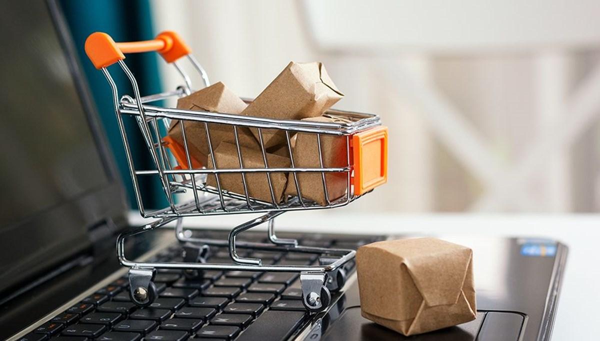 2020'de harcamaların yüzde 29'u online yapıldı