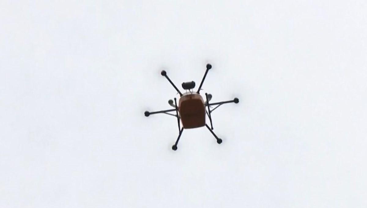 Salgınla mücadelede drone dönemi(Tekno Hayat)
